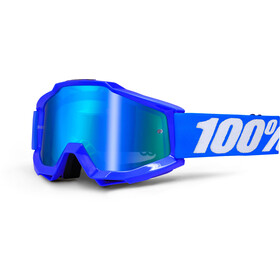 100% Accuri Anti Fog Mirror Masque, reflex blue